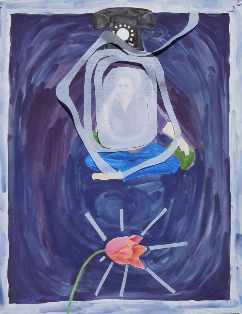 Shiner, Four Months Later by Laura Schatzkin