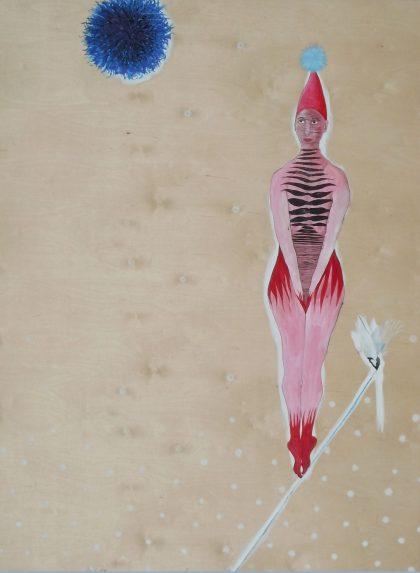 Tightrope by Laura Schatzkin